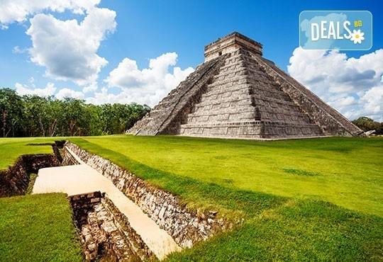 Слънце, море и екзотика! Почивка през март или април в Мексико - 7 нощувки на база All Inclusive в хотел 5*, чартърен полет от Мадрид, летищни такси и трансфери! - Снимка 1