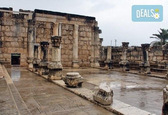 Израел - древност и съвремие: 3 нощувки със закуски и вечери, самолетен билет, летищни такси, трансфери и богата програмата! - Снимка 7