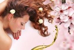 Подарък за 8-ми март! 70-минутен релакс с класически или кралски смесен масаж на цяло тяло и бонус в RG Style - Снимка