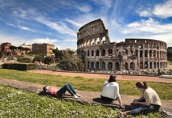 Самолетна екскурзия до Рим, дата по избор: 3 нощувки със закуски, билет и трансфери