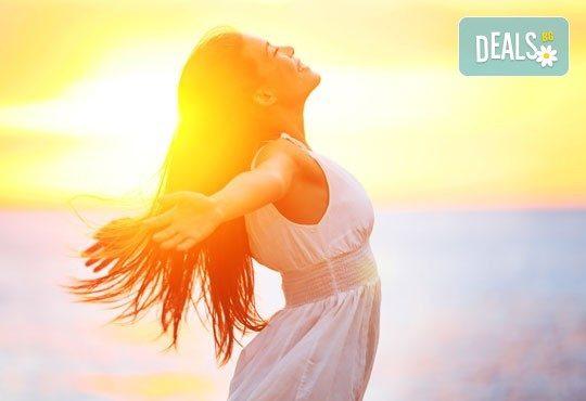 За по-добро здраве и енергиен баланс! 1 или 5 процедури йонна детоксикация в Sunflower beauty studio - Снимка 4