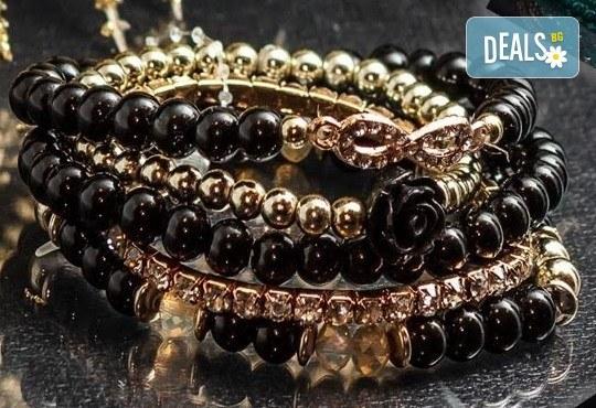 Подарък за любимата! Ръчно изработени гривни от естествени камъни и бонус: специална подаръчна кутийка от TSVjewelry - Снимка 5