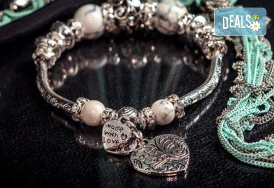 Подарък за любимата! Ръчно изработени гривни от естествени камъни и бонус: специална подаръчна кутийка от TSVjewelry - Снимка 3