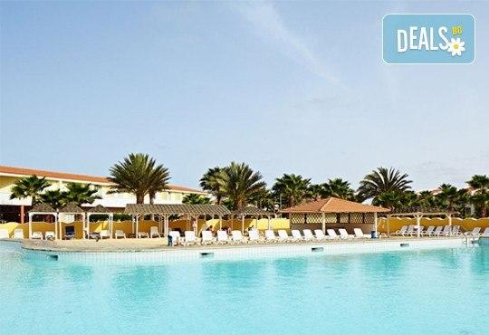 Екзотична почивка в Кабо Верде на о. Сал: 7 нощувки, All Inclusive в Crioula Club Hotel Resort 4*, директен полет Бергамо/Милано-Сал- Бергамо/Милано и трансфери! - Снимка 6