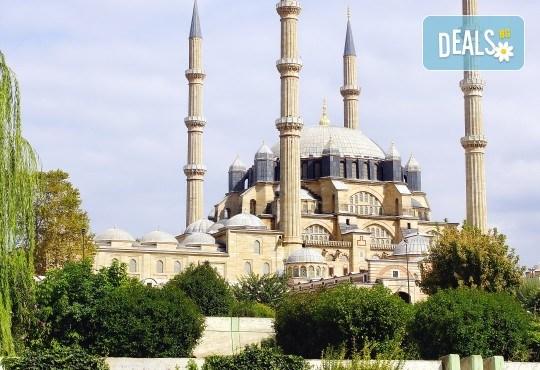 Двудневна екскурзия до Одрин, Турция през април или май с Дениз Травел! 1 нощувка със закуска в хотел 3*, транспорт и панорамна обиколка на града - Снимка 1
