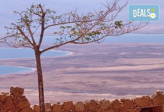 Посетете Светите земи през април или май! Екскурзия до Израел с 5 нощувки, закуски и вечери, самолетен билет, посещение на Йерусалим, Витлеем, Мъртво море, Хайфа и Назарет! - Снимка 6