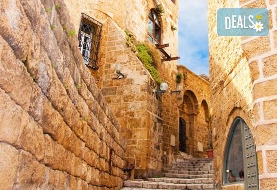Посетете Светите земи през април или май! Екскурзия до Израел с 5 нощувки, закуски и вечери, самолетен билет, посещение на Йерусалим, Витлеем, Мъртво море, Хайфа и Назарет! - Снимка 5
