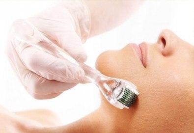 Нова терапия за стегната и еластична кожа - микронидълинг с Дермапен в студио Хубава жена - Снимка