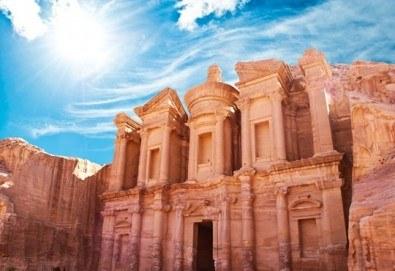Докоснете се до историята с екскурзия до Израел и Йордания! 5 нощувки със закуски и вечери, самолетен билет и богата програма от Сити Тур! - Снимка