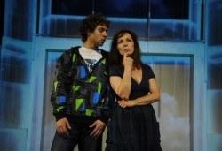 Две интригуващи истории и два свята мюзикъла Скачай! в Театър ''София'', на 10.03, от 19 ч., билет за един - Снимка