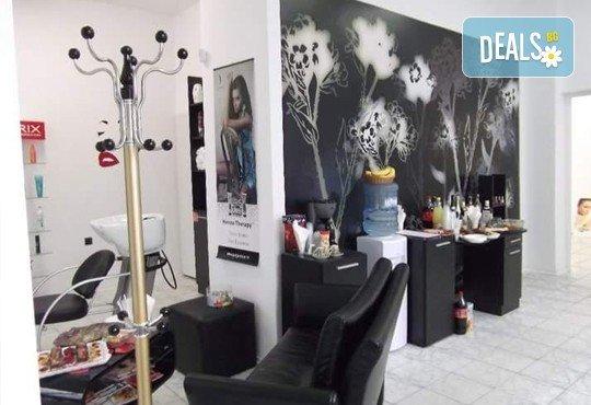 Нов метод за поставяне на изкуствени мигли - английски копринени мигли косъм по косъм и 3D мигли в салон за красота Валентина - Снимка 3