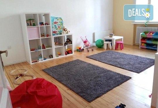 Детска занималня половин ден, една седмица или един месец в детска къща Лече Буболече! - Снимка 4