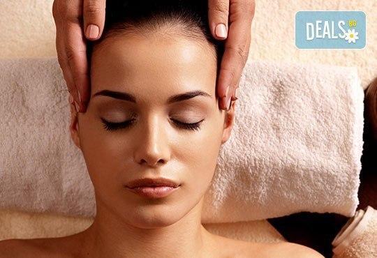 Релакс след работния ден! Възстановяващ масаж на цяло тяло с магнезиево олио и масаж на лице от Лаура стайл! - Снимка 2