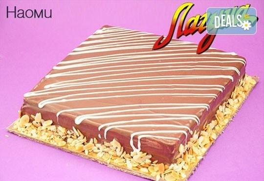 За всеки вкус! Вземете торта по избор от предложените плюс свещички, надпис и кутия от Лагуна! - Снимка 8