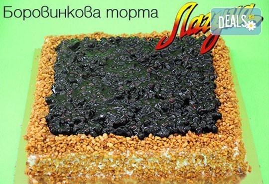 За всеки вкус! Вземете торта по избор от предложените плюс свещички, надпис и кутия от Лагуна! - Снимка 2