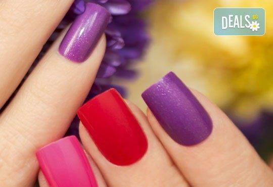 Добавете цветен и модерен акцент за красиви ръце с класически маникюр с лаковете на Golden Rose в Салон Виктория! - Снимка 2