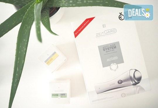 Революционна услуга за сияйно чиста кожа! Почистване на лице с най-новата немска технология ZeitGard - в дома или офиса, от Естер Евент! - Снимка 9