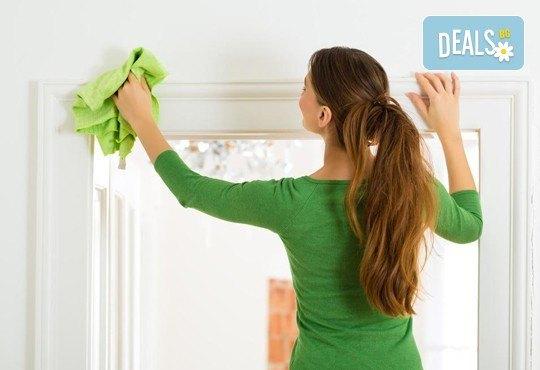 Пролетно почистване на вашия дом с био препарати! Професионално миене на прозорци, пране на килим, пране на мека мебел от Фаст Клийн Био! - Снимка 3