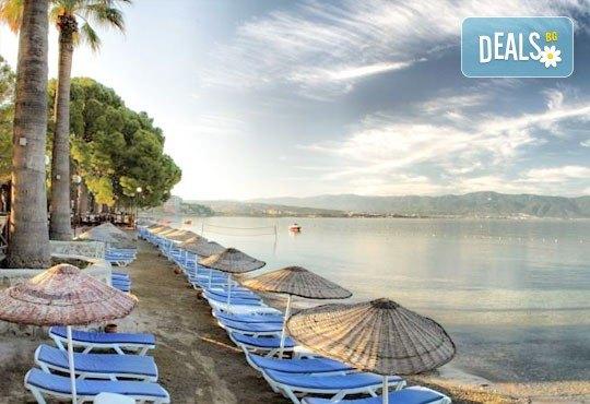 Промоционална оферта за лятна почивка в Турция! 7 нощувки All Inclusive, безплатно за дете до 13 г. в Omer HV 4*, Кушадасъ! - Снимка 13