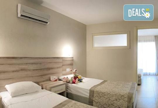 Промоционална оферта за лятна почивка в Турция! 7 нощувки All Inclusive, безплатно за дете до 13 г. в Omer HV 4*, Кушадасъ! - Снимка 3