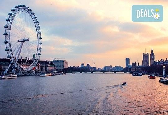 Самолетна екскурзия до Лондон с дати по избор до август: 3 нощувки със закуски в хотел 2* или 3* по избор, самолетен билет с включени летищни такси! - Снимка 2