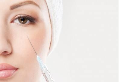 Заличете годините от лицето си! Иглена мезотерапия на околоочен контур за зряла кожа от Jewel Skin Clinic! - Снимка
