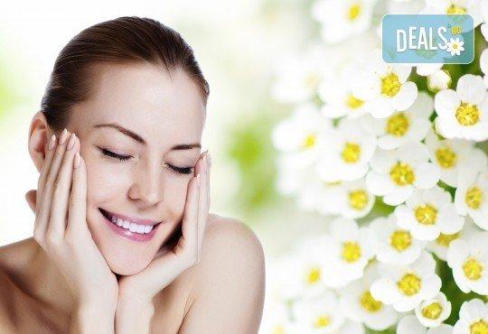 Уникална процедура за всеки тип кожа с мигновен ефект! Кислородна терапия за лице и микродермабразио от Jewel Skin Clinic! - Снимка 1