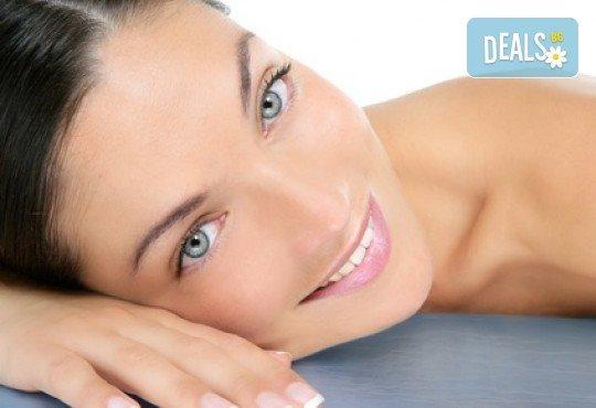 Скенер диагностика на кожата на лице или скенер диагностика на скалп на коса, консултация с дерматолог от Jewel Skin Clinic - Снимка 1