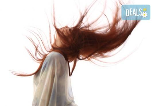 Измиване с професионални продукти, с или без подстригване, стилизиране на прическа, сешоар или преса, Beauty Studio Flash G! - Снимка 2