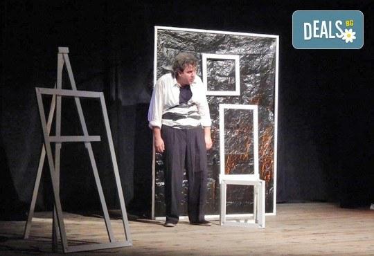 """Елате да се посмеем с моноспектакъла """"Аман от магарета"""" по разкази на Чудомир, на 30.03. от 19ч, в Театър Сълза и Смях, камерна сцена - Снимка 1"""