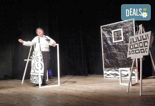"""Елате да се посмеем с моноспектакъла """"Аман от магарета"""" по разкази на Чудомир, на 30.03. от 19ч, в Театър Сълза и Смях, камерна сцена - Снимка 4"""