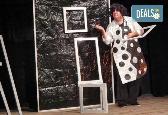 """Елате да се посмеем с моноспектакъла """"Аман от магарета"""" по разкази на Чудомир, на 30.03. от 19ч, в Театър Сълза и Смях, камерна сцена - Снимка 3"""