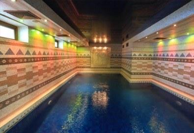 СПА пакети с ползване на закрит басейн с топла вода, финландска сауна, парна баня и частичен масаж в Хотел&СПА Бона Вита! - Снимка