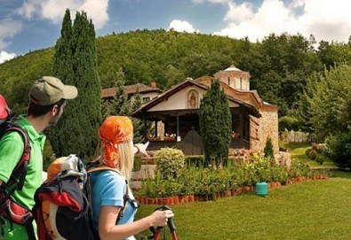 Еднодневна екскурзия до Пирот, Темски и Суковски манастир, с Глобус Турс! Транспорт, водач и програма - Снимка