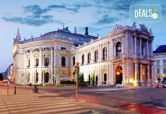 Уикенд екскурзия до аристократична Виена! 3 нощувки със закуски, самолетен билет, летищни такси и водач от София Тур! - Снимка 4