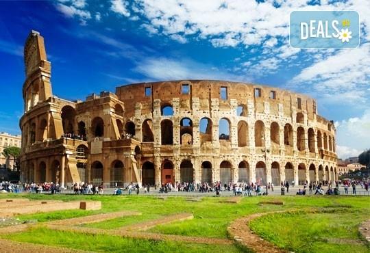 Екскурзия до Рим: 4 дни, 3 нощувки със закуски, самолетен билет, гид на български и пълна туристическа програма от София Тур! - Снимка 2