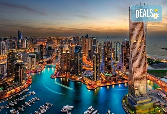 Потвърден Дубай 31.03.- 05.04, с водач на български! 5 нощувки със закуски в Somewhere Hotel Tecom 4*, самолетен билет, чекиран багаж, трансфери - Снимка 3