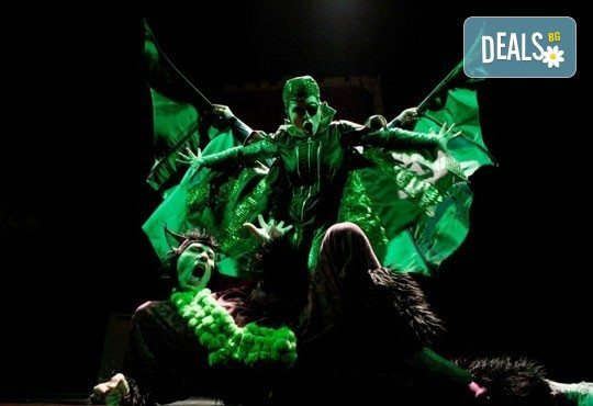 На театър с децата! Спящата красавица в Младежки театър на 06.04. от 11 ч, 1 билет - Снимка 8