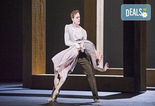Ексклузивно! Балета Woolf Works на Кралската опера в Лондон и Уейн Макгрегър по Вирджиния Улф, на 22, 25 и 26.03, в Кино Арена в страната! - Снимка 8