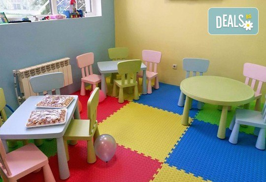 Детски празник за 10 или 15 деца! 2 часа парти с украса, аниматор, бургер с филе и чедър, сокче за всяко дете и кетъринг за възрастните от Fun House! - Снимка 6