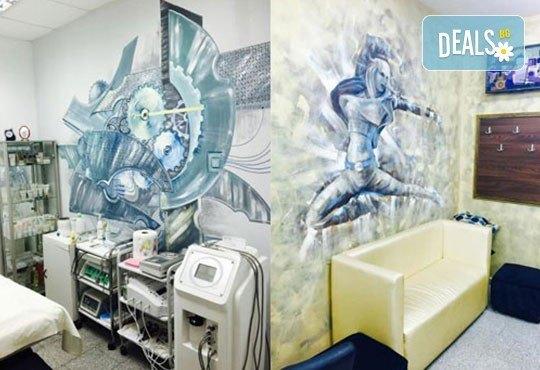 Почистване на лице с ултразвукова шпатула в 9 стъпки и кислородна терапия в салон Incanto Dream, Студентски град! - Снимка 5