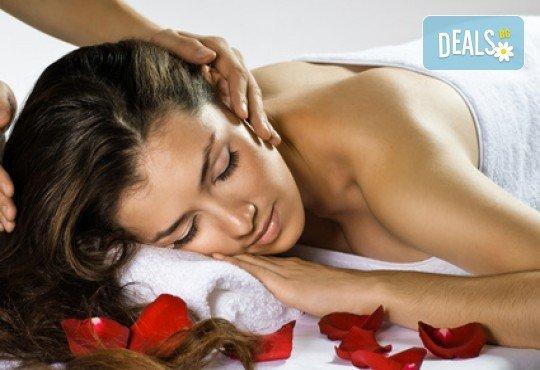 60 минути мануален лимфодренажен масаж и масаж на глава и лице от салон Цветна светлина - Снимка 2
