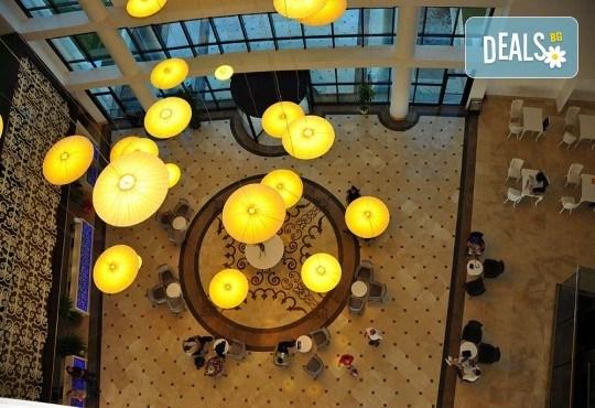 Почивка в Анталия през април или май! 7 нощувки на база All Incl в Side Prenses Resort Hotel & Spa 5*, билет, летищни такси и трансфери! - Снимка 5