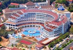 Почивка в Анталия през април или май! 7 нощувки на база All Incl в Side Prenses Resort Hotel & Spa 5*, билет, летищни такси и трансфери! - Снимка