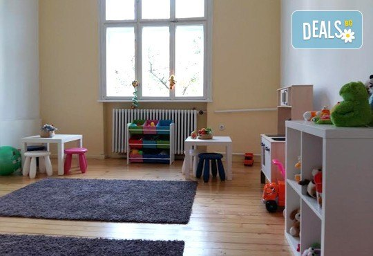 Чужд език за малките! Еднократен урок по английски или италиански език за деца от 2 до 5 г. в детска къща Лече Буболече! - Снимка 4