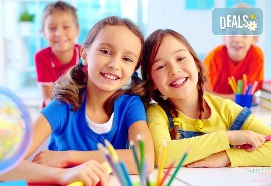 Чужд език за малките! Еднократен урок по английски или италиански език за деца от 2 до 5 г. в детска къща Лече Буболече! - Снимка 1