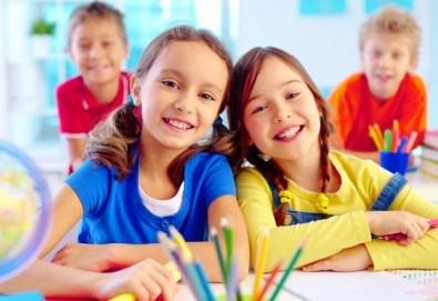 Чужд език за малките! Еднократен урок по английски или италиански език за деца от 2 до 5 г. в детска къща Лече Буболече! - Снимка