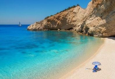 Почивка на о. Лефкада - изумрудения остров на Гърция! 3 нощувки със закуски в Авра Бийч 3*, Нидри, транспорт и екскурзовод от Дрийм Тур! - Снимка