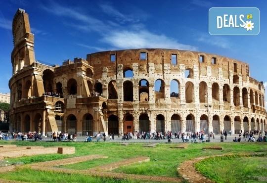 Майски празници в Рим, с Караджъ Турс! 3 нощувки със закуски в хотел 3*, обслужване на български език, билет с летищни такси, трансфери - Снимка 2