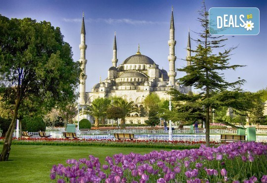Екскурзия за Фестивала на лалето в Истанбул на специална цена! Vatan Asur 4*: 2 нощувки, закуски, транспорт и екскурзовод! - Снимка 1